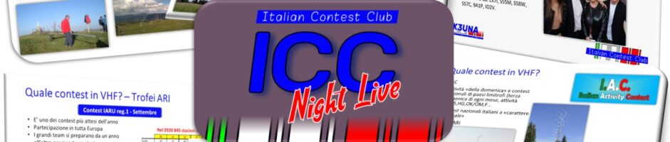 ICC Night Live #5 – Contest in VHF