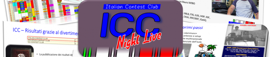 ICC Night Live #6 – IH9P Storia di un'avventura